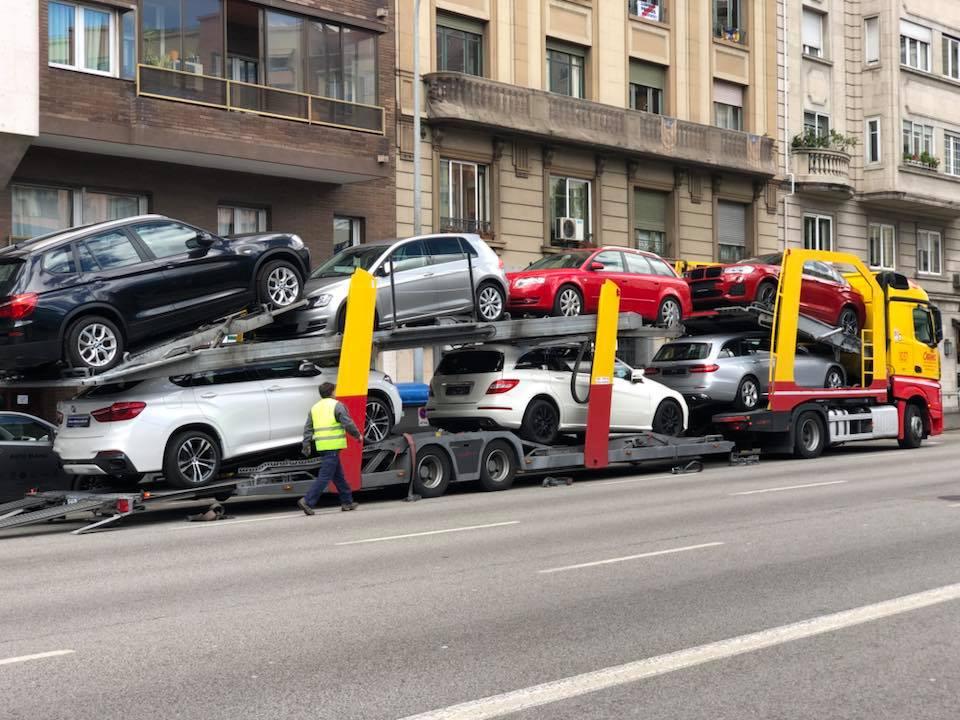 Importar coches de Alemania