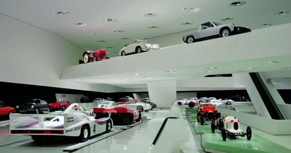 Exposición Porsche