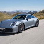 Octava generación Porsche 911