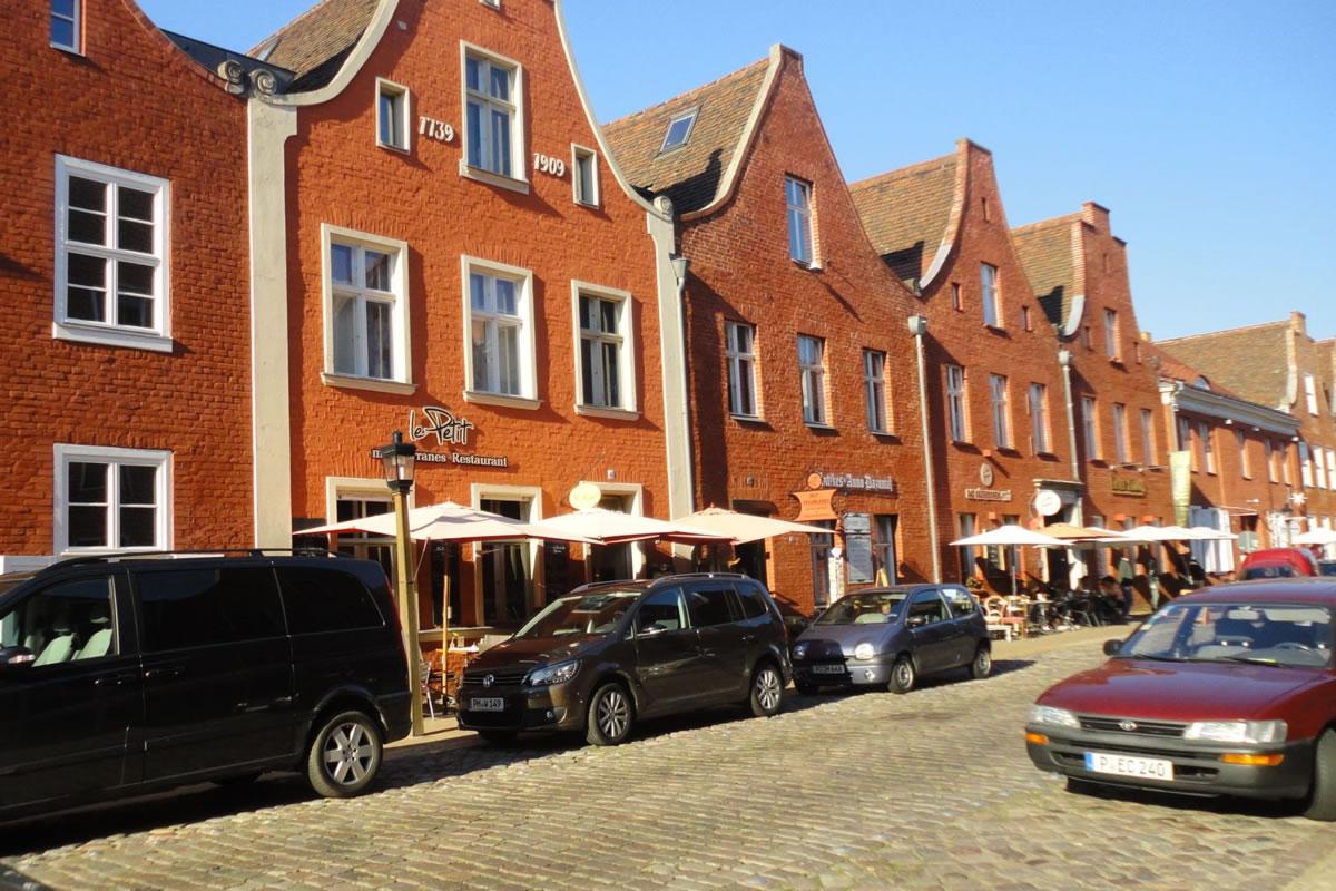 barrio holandés de Potsdam