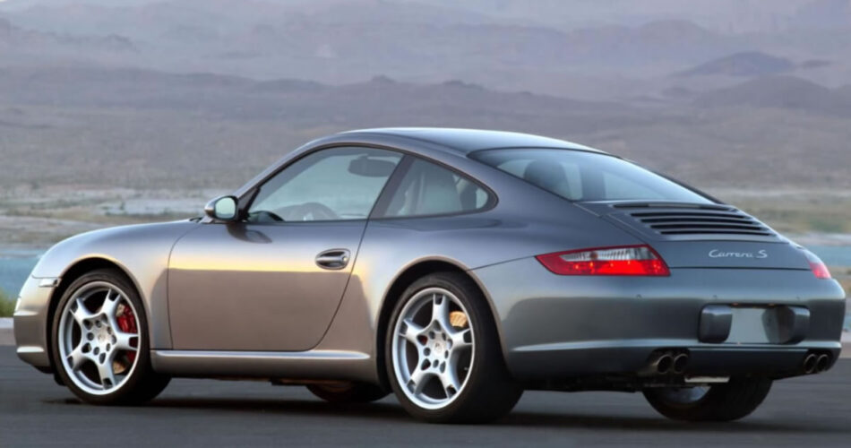 Porsche 991 997