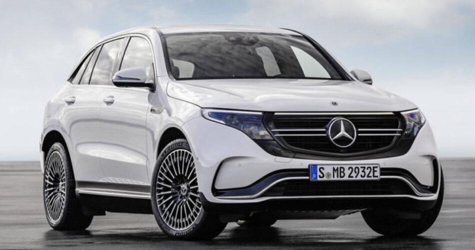 SUV eléctrico de Mercedes