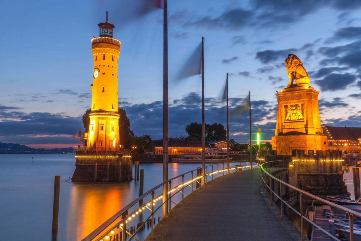 puerto de lindau