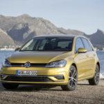 octava generación del Volkswagen Golf