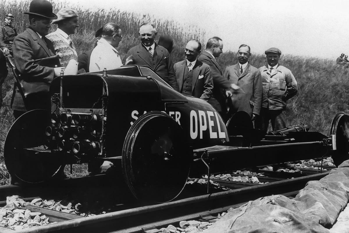 proyecto RAK de Opel