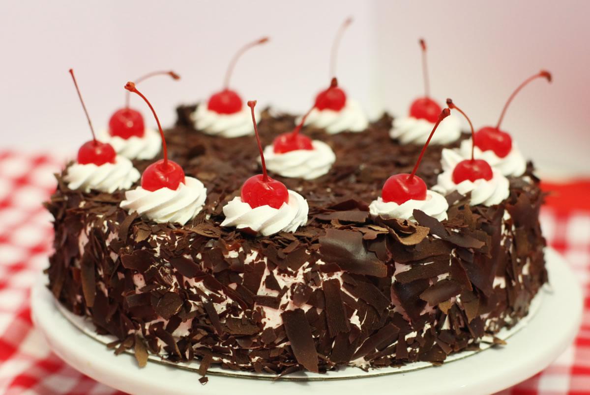 tarta de la Selva Negra