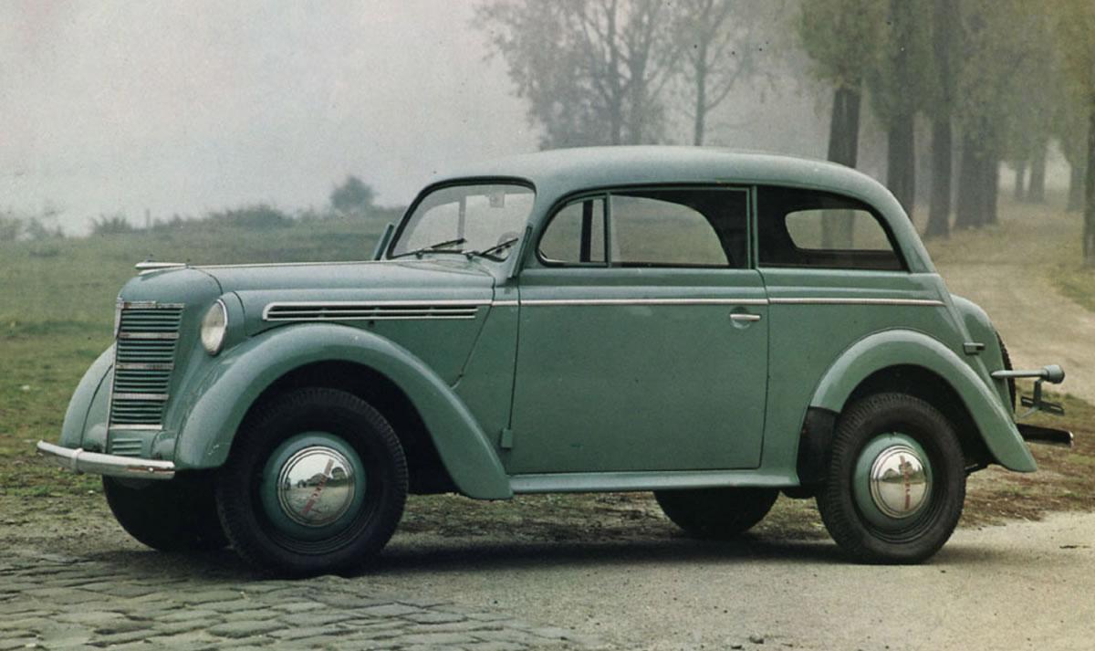 Opel Kadett 1938