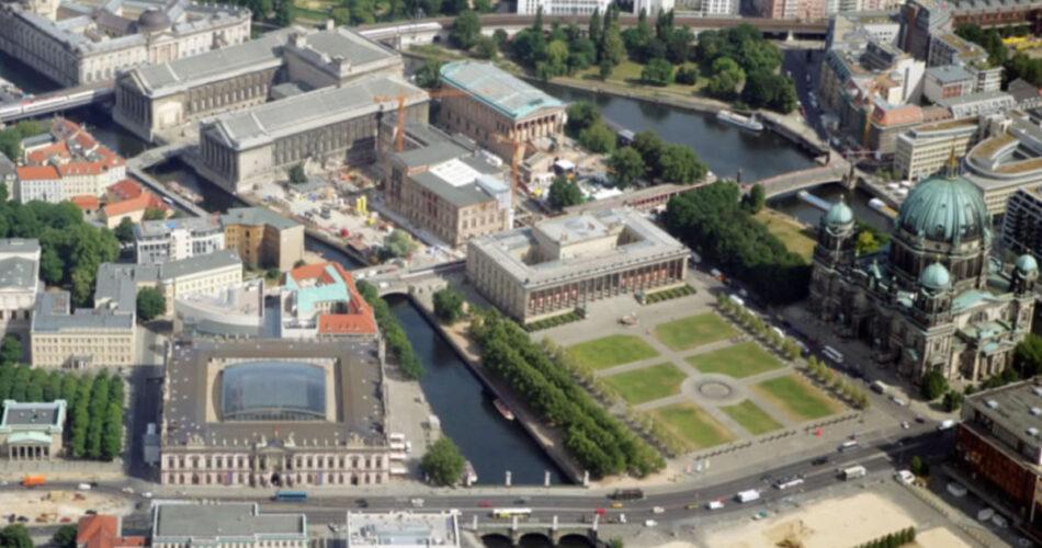 Isla de los museos de Berlín