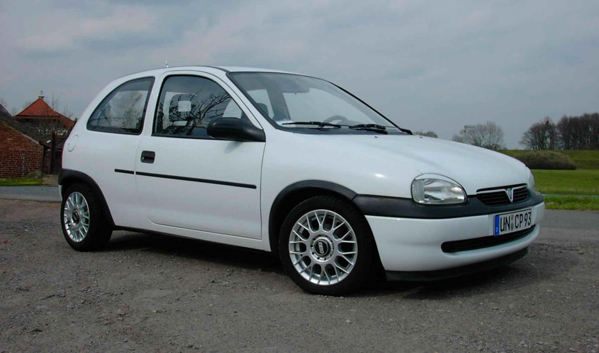 segunda generación de Opel Corsa