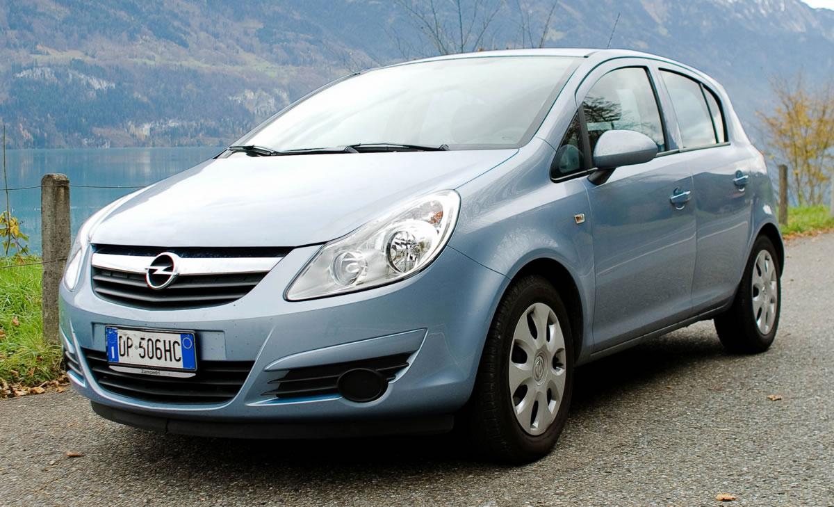 cuarta generación de Opel Corsa