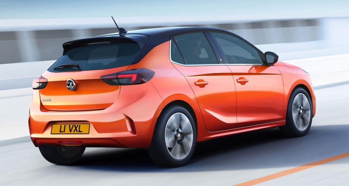 quinta generación de Opel Corsa
