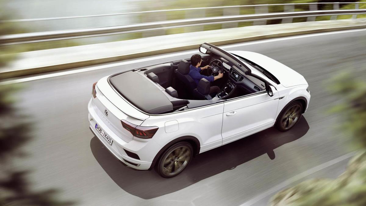SUV descapotable de Volkswagen
