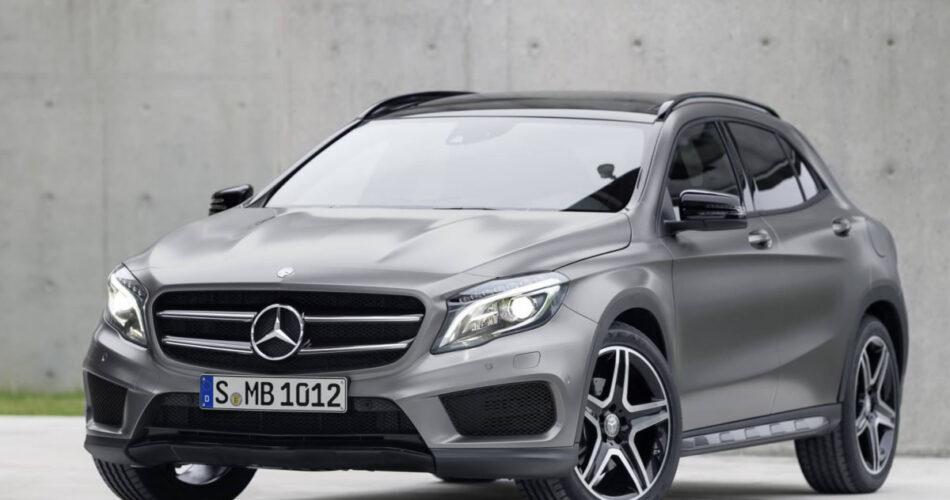 Mercedes Benz GLA 2020