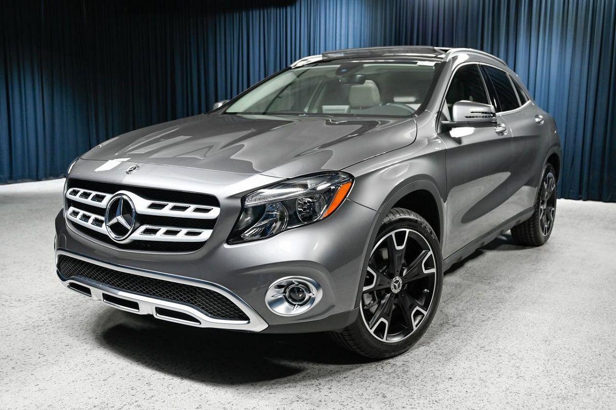 segunda generación del Mercedes-Benz GLA