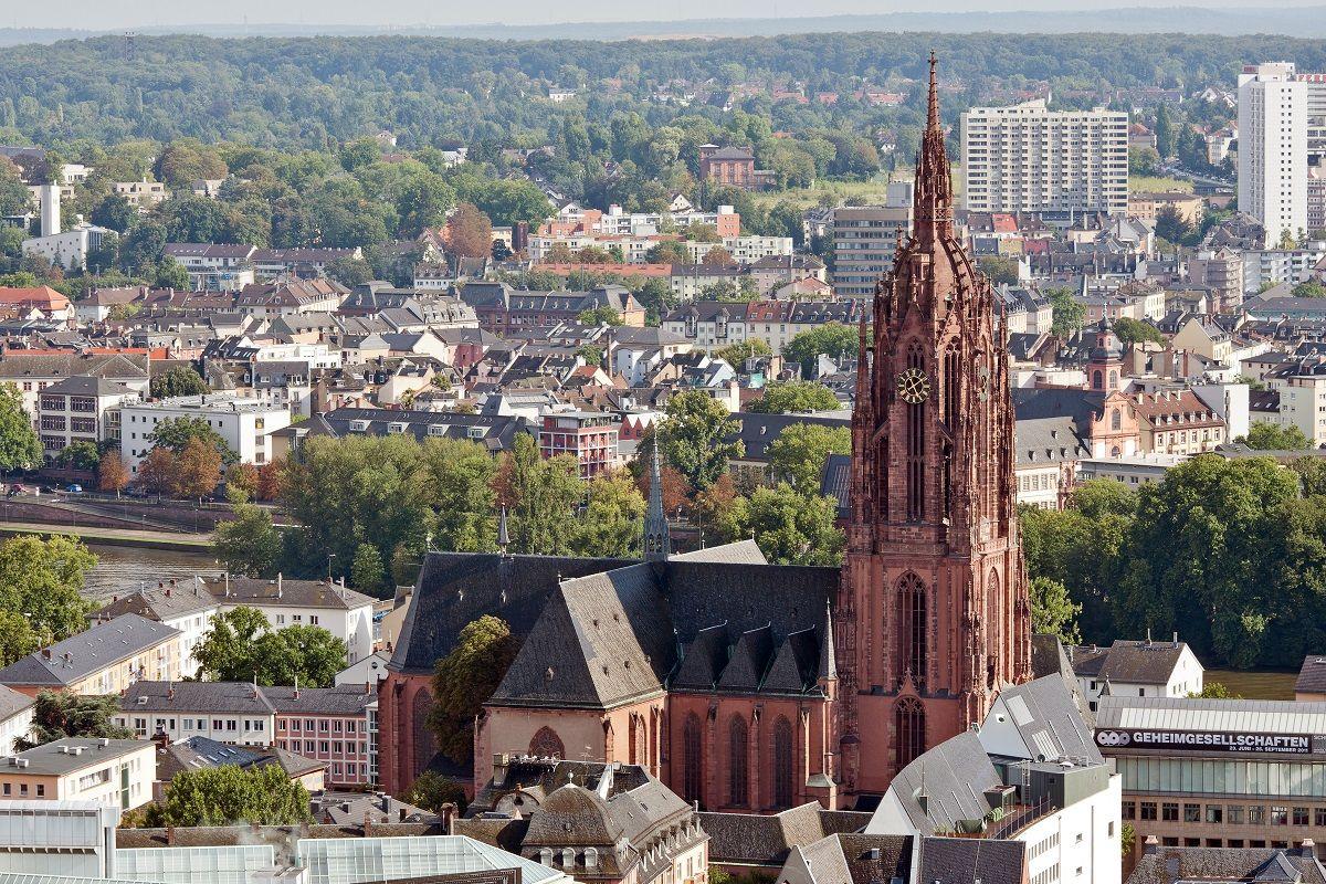 Catedral Imperial de Frankfurt