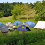 viajar de camping a Alemania