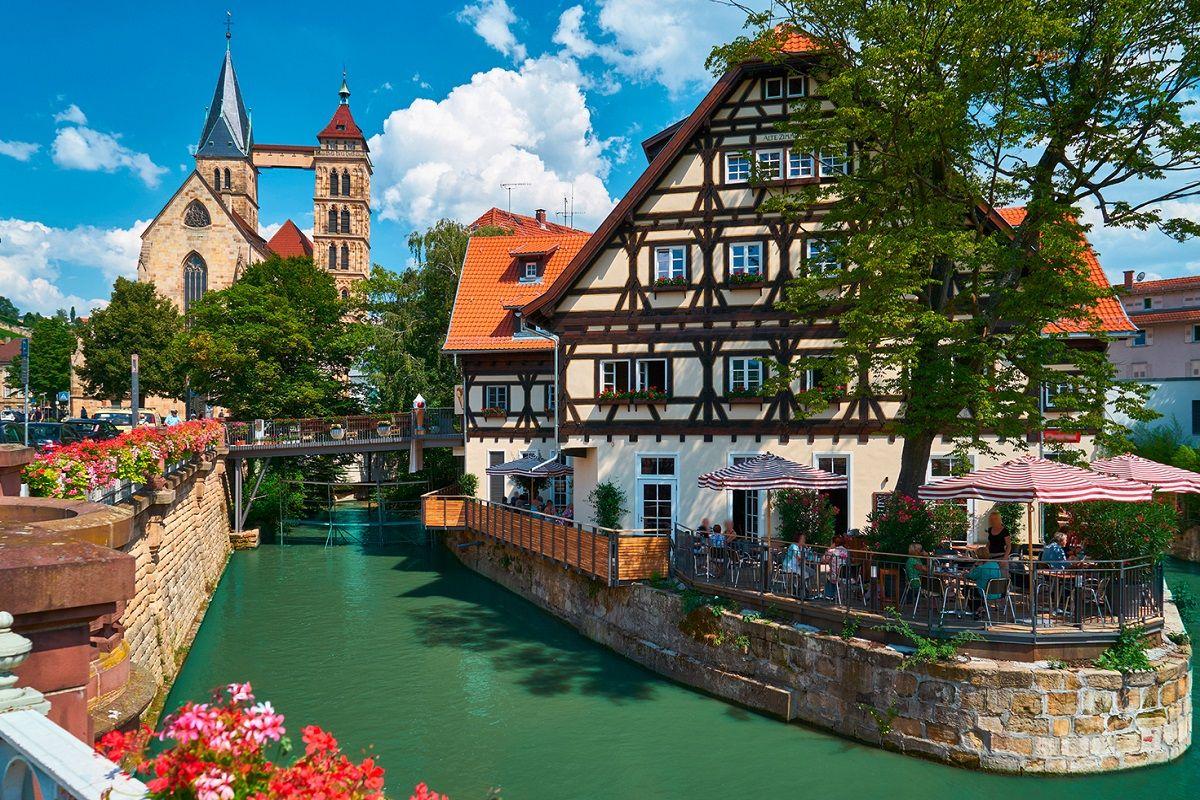 visita turística a Baden-Baden